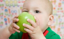 Чем кормить ребенка 8 месяцев