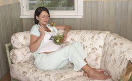Где беременным брать витамины зимой