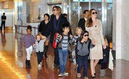 СМИ: в семье Джоли и Питта — очередное пополнение