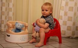 Ребенок не ходит в туалет – что делать?