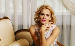 Актриса Мария Порошина в 42 стала мамой в четвертый раз