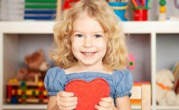 Делаем с ребенком: валентинка в технике квиллинг