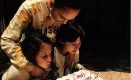 Дженнифер Лопес поздравила близнецов с днем рождения. Фото