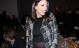 Беременные звезды на Неделе моды в Нью-Йорке