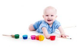Маленькие художники: как развить творческие способности малыша