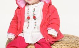Как легко украсить детскую одежду