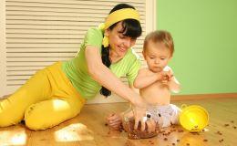 Как сделать развивающие игрушки для ребенка после года?