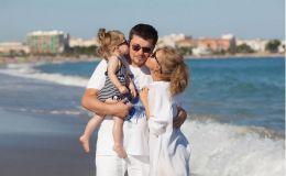 Кристина Асмус выложила в сеть свежее фото дочери