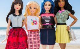 Кукла Барби стала толстушкой: эволюция или революция