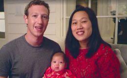 Марк Цукерберг с семьей поздравил всех с Китайским Новым годом