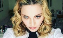 Мадонна скучает по сыну. Новое фото Рокко