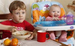 10 главных продуктов для малыша