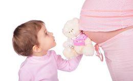 Как общаться с малышом до родов