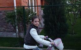 Игорь Кондратюк показал, на кого похожа его дочь