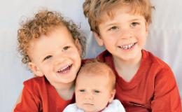 Какая идеальная разница в возрасте между детьми и как это влияет на их характер?