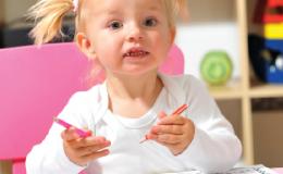 Раннее развитие: как выбрать развивающий центр для ребенка 3 года