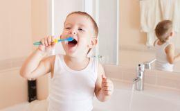 Детская зубная паста и вода — с фтором или без?