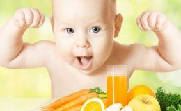 Чем кормить ребенка ранней весной