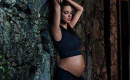 5 ангелов Victoria's Secret, которых беременность только украсила: фото