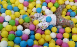 10 занимательных игр с шариками для ребенка