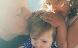 Как выглядит нежность: звездные родители со своими малышами. Подборка ко Дню защиты детей