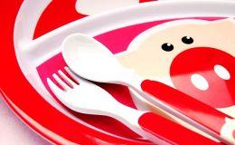 Детская посуда: какой должна быть тарелка для первых прикормов