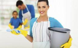 Топ-3 правила быстрой уборки в доме