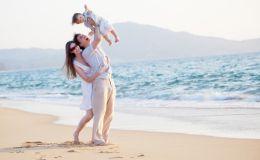 Ребенок обгорел на солнце: что делать нельзя