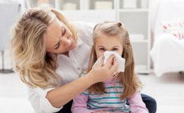 Аллергия на пыль и пыльцу: как защитить ребенка