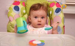 Первые прикормы: выбираем безопасную посуду для ребенка