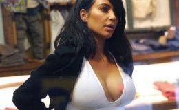 Ким Кардашьян отказалась кормить грудью из-за ревности