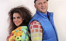 Потап и Настя навестили онкобольных детей в Мукачево