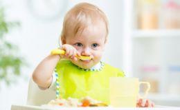 Полезные десерты для прикорма деток до 1 года