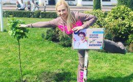 Тоня Матвиенко умилила поклонников новым фото маленькой дочери