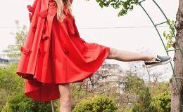 15-летняя дочь Веры Брежневой показала ножки в новой фотосессии