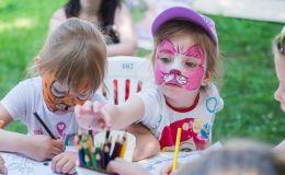 Топ-10 развлечений для детей на семейном фестивале Family Day