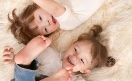 6 простых упражнений для правильной осанки у ребенка
