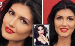 Одна девушка в 4 образах: Белуччи, Тейлор, Шанель, Хепберн: видео преобразования