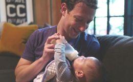 Марк Цукерберг показал новое фото дочки