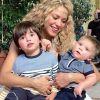 Мой Саша растет: Шакира показала младшего сына
