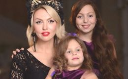 Ольга Полякова показала фото дочери в необычном наряде