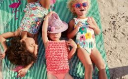 Мода лета 2017: главные тренды для стильных малышей
