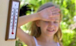 Педиатры: солнце может вызвать серьезные проблемы со здоровьем