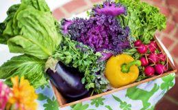 5 лучших летних овощей для похудения