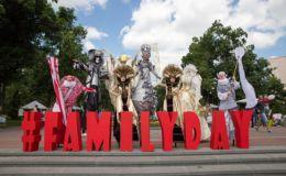 Cемейныйфестиваль Family Day: как это было