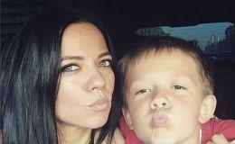 Жена Потапа показала сына и дочь: мамина радость