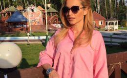 Ксения Бородина показала милое фото любимых детей