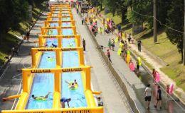 Как развлечь ребенка в городе: лучшие водные аттракционы