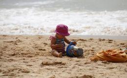 Лечим детей без химии: 7 натуральных средств от солнечных ожогов
