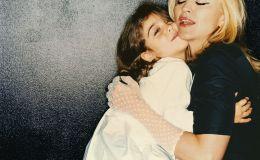 Мадонна поздравила старшую дочку с днем рождения и показала ее отца